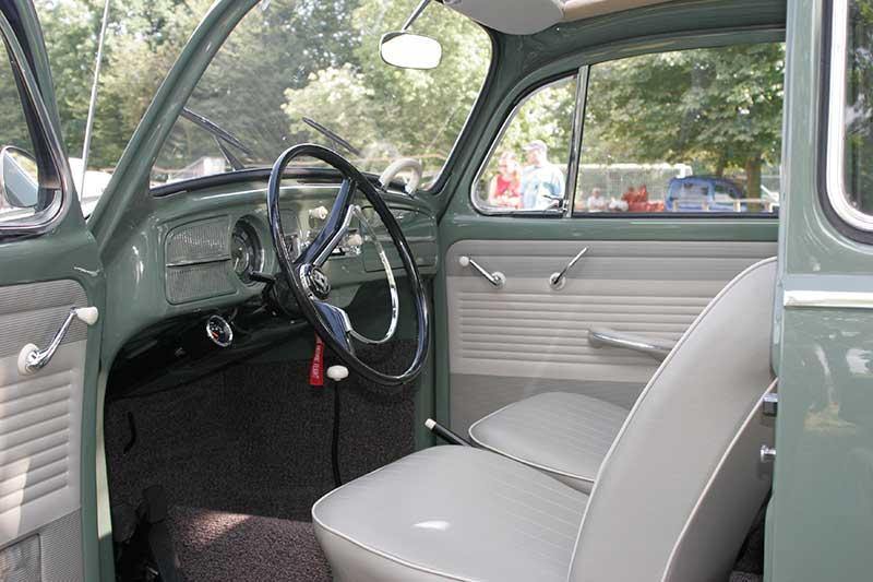 Volkswagen Kever uit 1967 - De Huwelijksplanner in Aarle-Rixtel